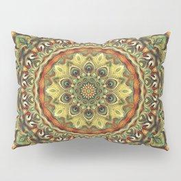 Flower Of Life Mandala (Mystic's Charm) Pillow Sham