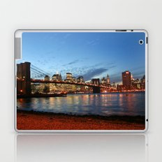 I Want To Be A Part Of It... Laptop & iPad Skin