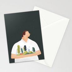 Holding it all Stationery Cards