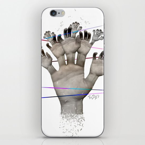 Elementum iPhone & iPod Skin