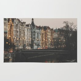 Prague, Czechia Rug