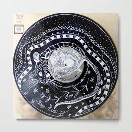 Rat-a-tat-tat Metal Print