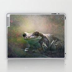 The Frog Prince.. Laptop & iPad Skin