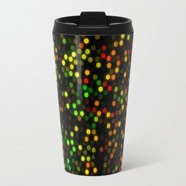 Rainbow Lights Travel Mug