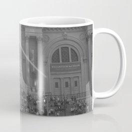 Steps of the MET Coffee Mug