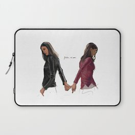 Perdon, mi amor. Laptop Sleeve