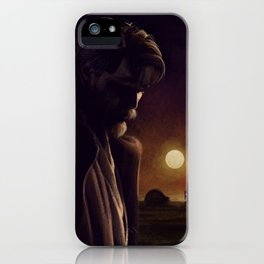 I will watch over the boy iPhone Case