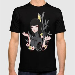 broken doll No.2 T-shirt