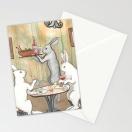 First Date Stationery Cards