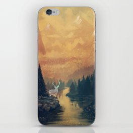 Ancient Spirit iPhone Skin