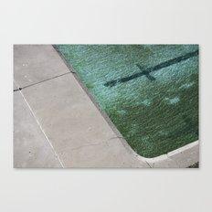 Clovelly Pool Canvas Print