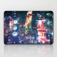 industrial iPad Cases featuring industrial by Hamster&hearts
