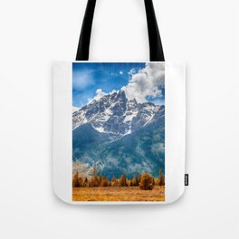 My Mountain Tote Bag