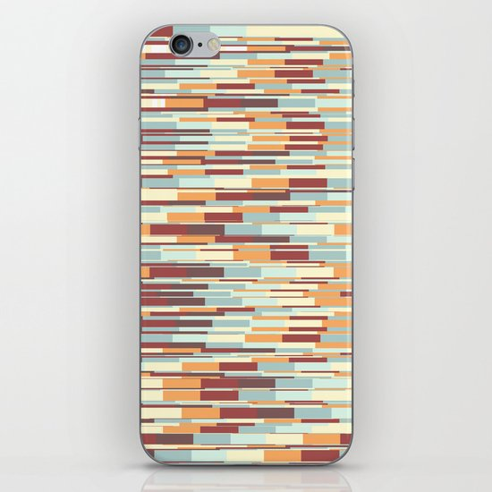 Abstract pattern 67 iPhone Skin