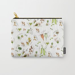 flower's seeds and seedpods Carry-All Pouch