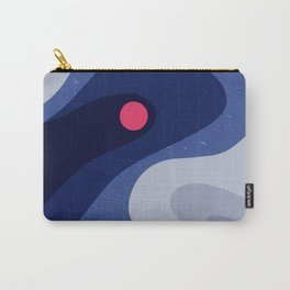Dot | Happy modern Art Carry-All Pouch