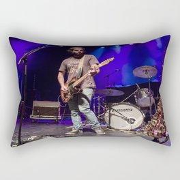 Adam Baldwin Rectangular Pillow