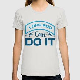Live long and fish 2020 fishing T-shirt