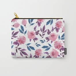 Floral Madness Carry-All Pouch