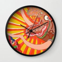 Julia Wall Clock