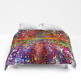 colourful peace Comforters