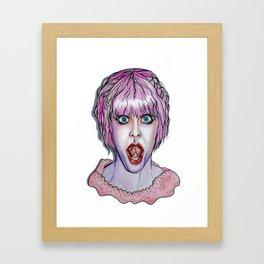 Candy Jared Framed Art Print