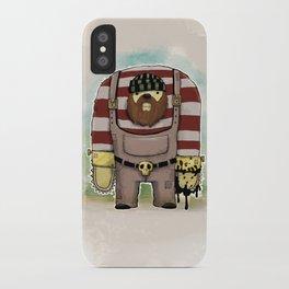 Twoody iPhone Case