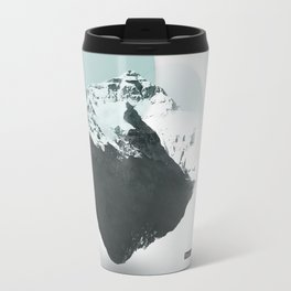 Mt. Everest - The Surreal North Face Travel Mug