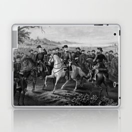 Robert E. Lee and His Generals Laptop & iPad Skin