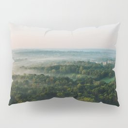 Kentucky from the Air Pillow Sham