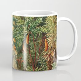 Vintage Plants Decorative Nature Coffee Mug