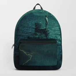 At the edge of Nothing Backpack