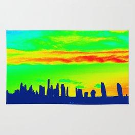 Thermal art 101 Rug