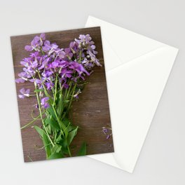 Wildflower Dinner Stationery Cards