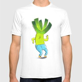 Leek boy T-shirt