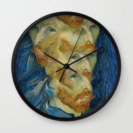 Vincent Van Gogh #02 Wall Clock