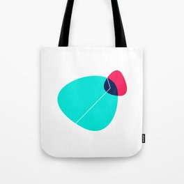 Null Point Tote Bag