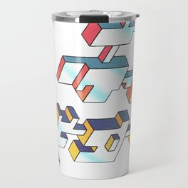 isotropic focus Travel Mug