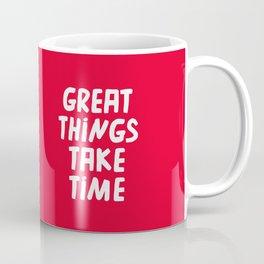 Great Things Coffee Mug