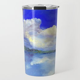 Hijos de la tierra (Sons of Mother Earth) Travel Mug