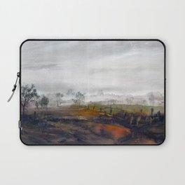 Misty meadow Laptop Sleeve