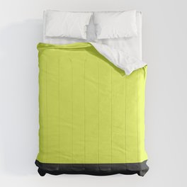 lime yellow and black grey Comforters