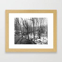 hope you will forgive Framed Art Print