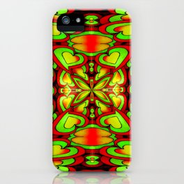 PATTER-421 iPhone Case