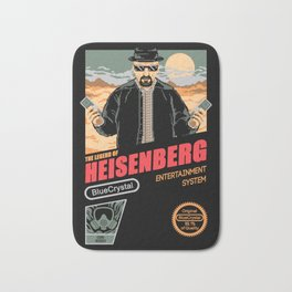 The Legend of Heisenberg Bath Mat