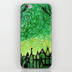Emerald City iPhone Skin