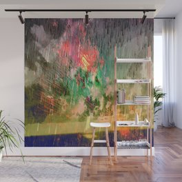 Storm Wall Mural