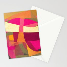 Confusion in Paradise Stationery Cards