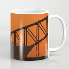 Sydney Opera House at Sunset Coffee Mug