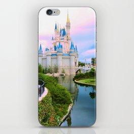A Castle in Florida iPhone Skin
